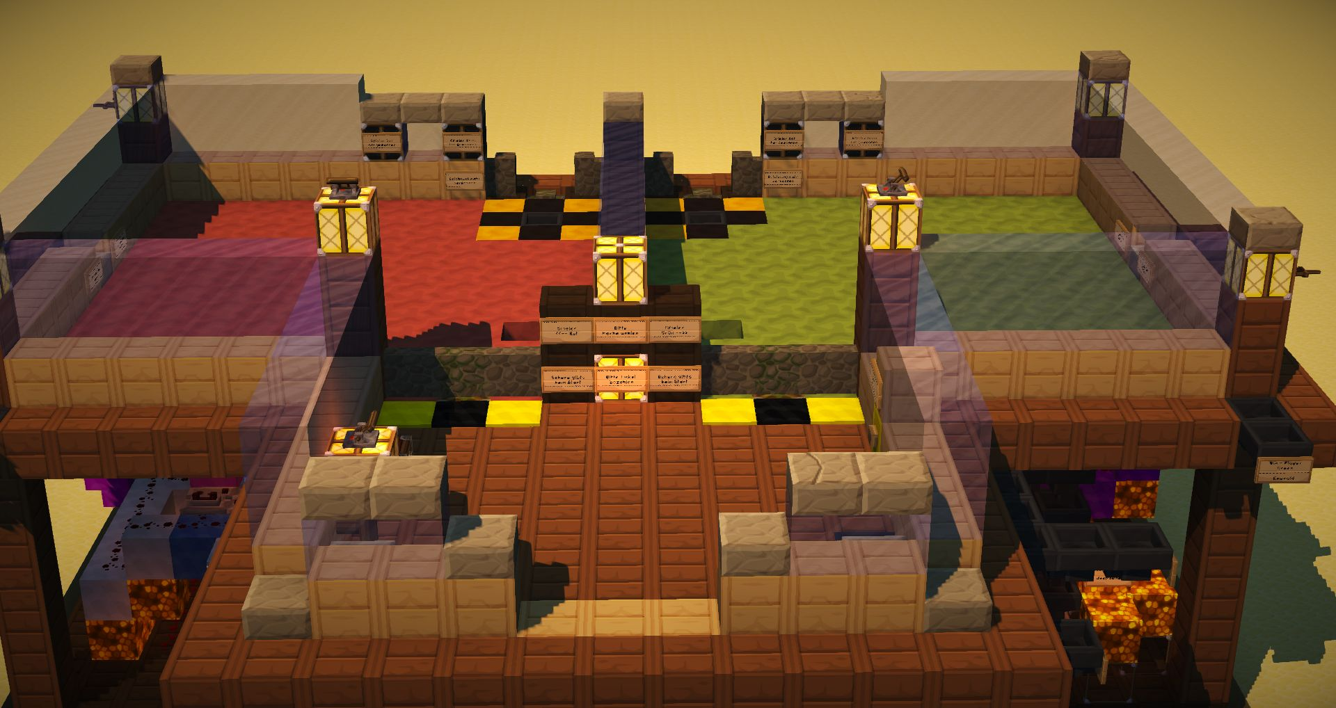 ^ Minecraft Map's and commands 1.8 & more
