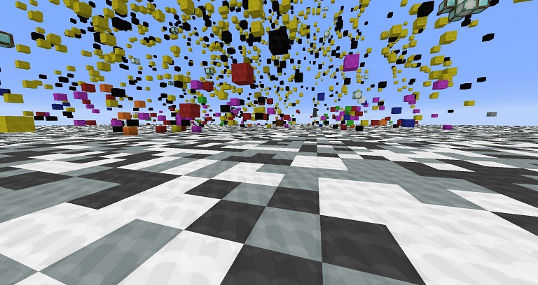 Minecraft Bukkit Getdown JumpDown Map 001 Minecraft 1.8+