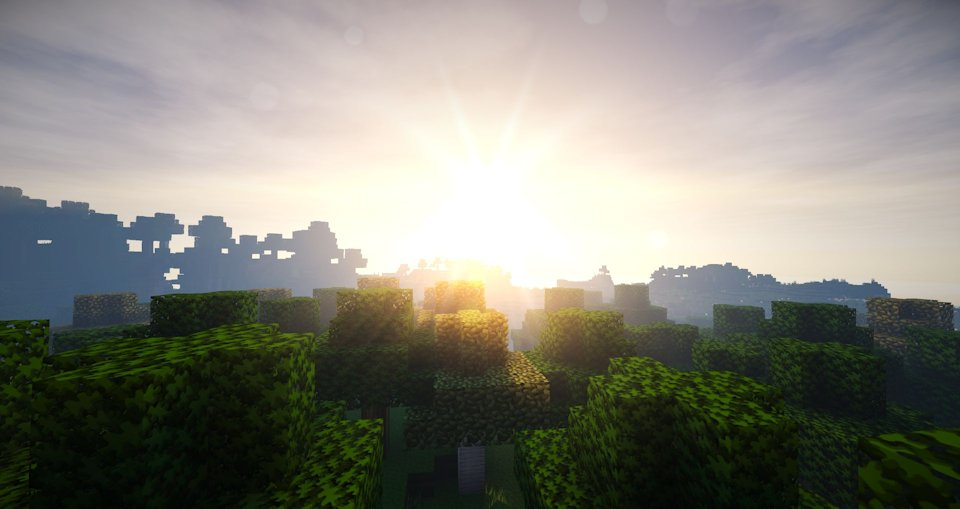 Kuda Shader Minecraft 1.8